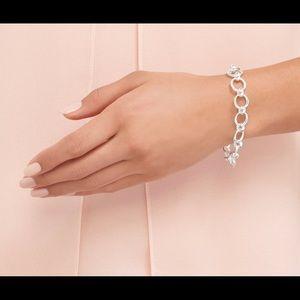 Links of London Aurora silver bracelet
